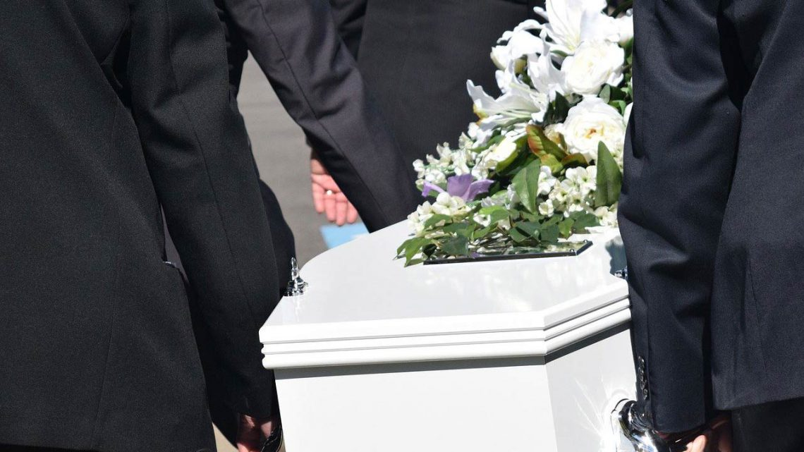 Surinaamse begrafenis